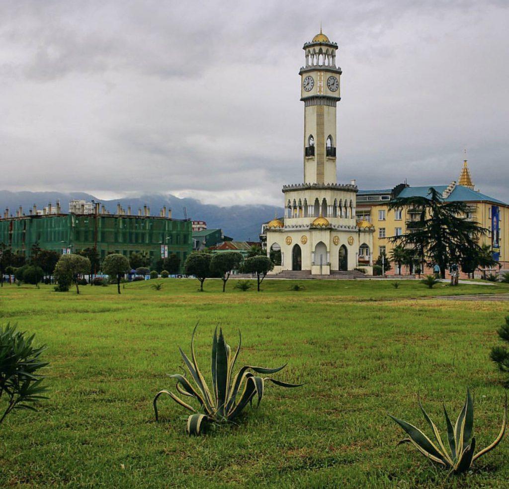Chacha Tower - Batum