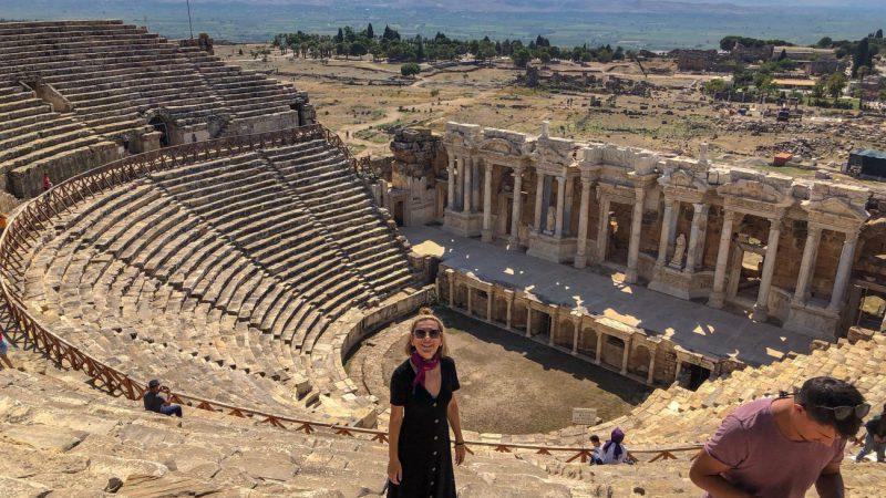 Frigaya'nın Kutsal Şehri – Hierapolis Gezi Notları