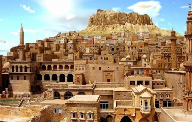 Diller ve Dinlerin Birleşme Yeri – Midyat Gezi Rehberi