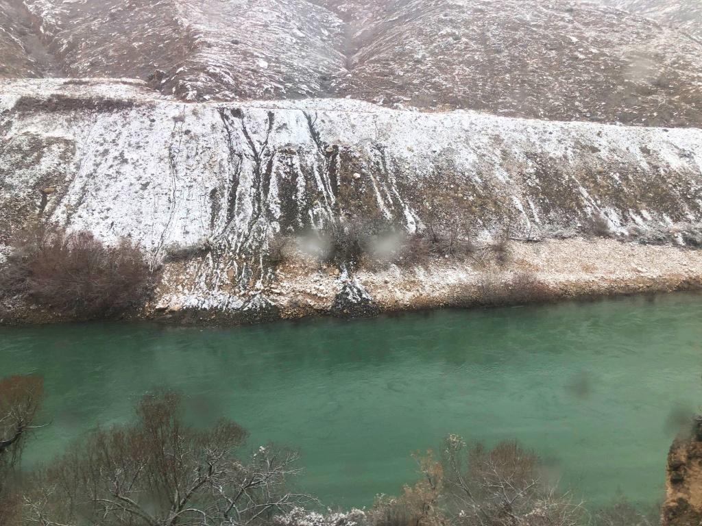 Erzincan dolayları -Ülkemizin Tren Rotaları