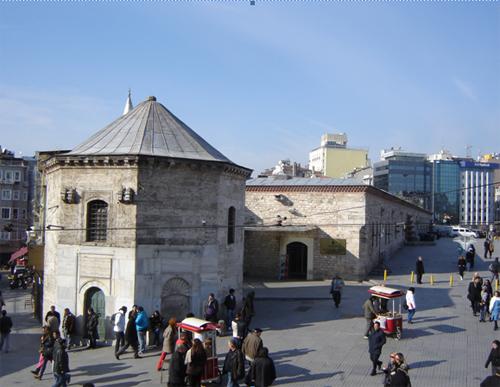 Su Taksimi ve Taksim Maksemi