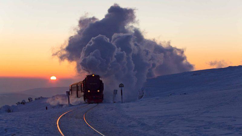 Avrupa'nın Muhteşem Manzaralı 10 Tren Rotası