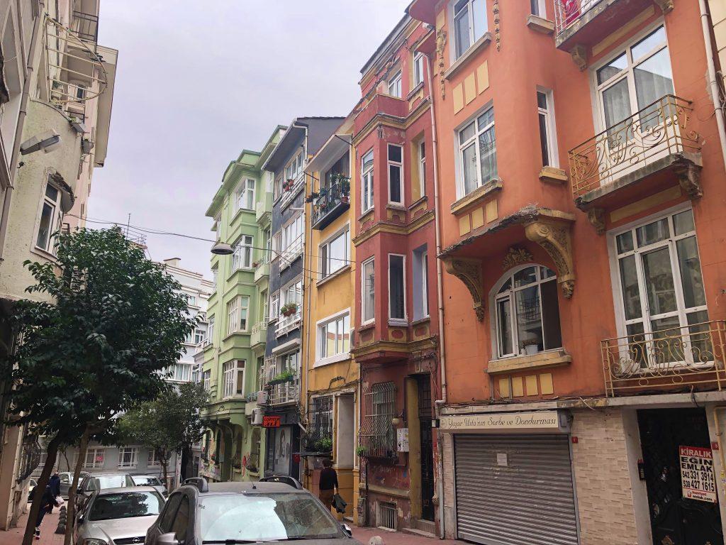 Cihangir Sokakları