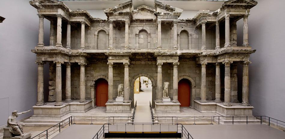 Bergama Müzesi - Berlin Rehberi