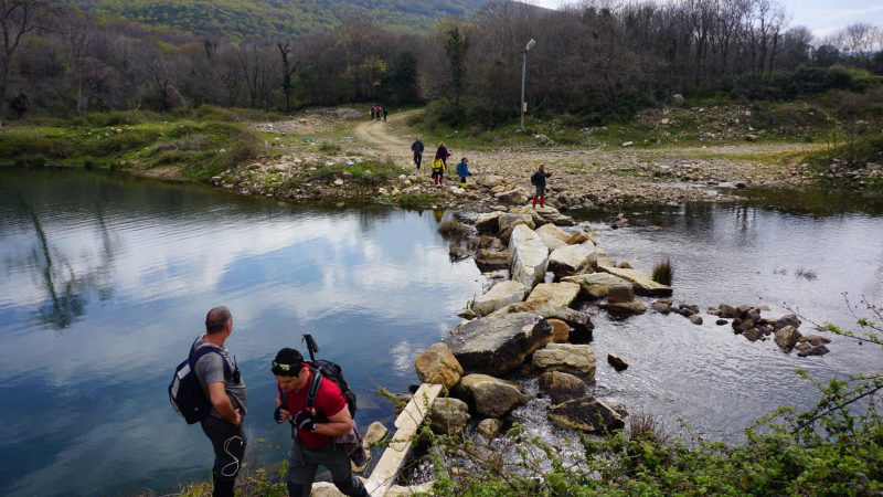 Çatalca Çilingoz Tabiat Parkı'nda Hiking