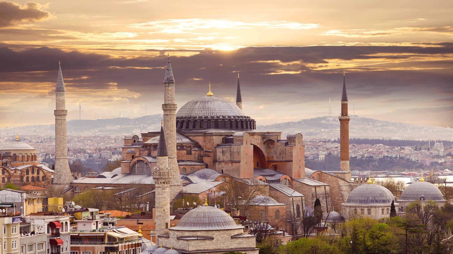 İstanbul'daki Unesco Dünya Mirası Listesindeki Yerler