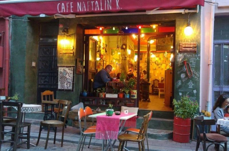 Cafe Naftalin K.