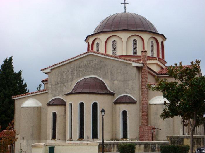 Panagia Kilisesi - Kavala Gezilecek Yerler