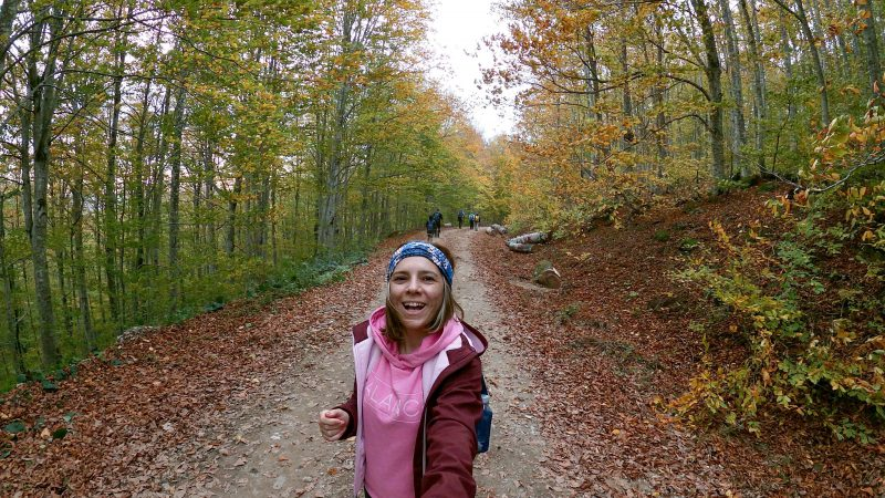 Istranca Ormanları'ndan Monopetra Kayalıkları'na