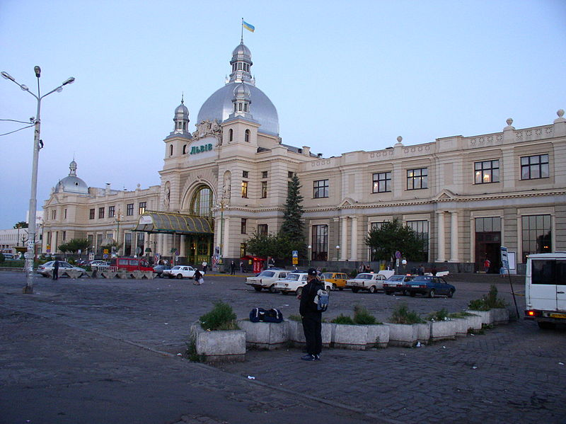 Lviv tren istastonu - Lviv'de Nerede Kalınır