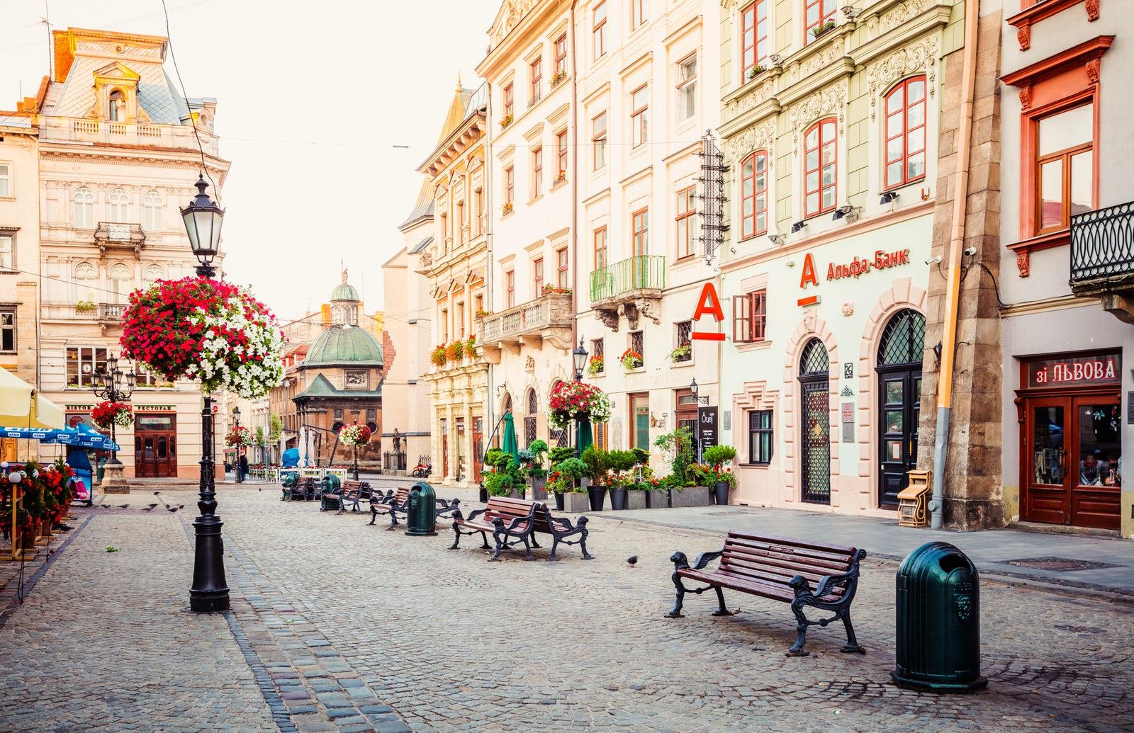 Rynok Meydanı - Lviv'de Nerede Kalınır