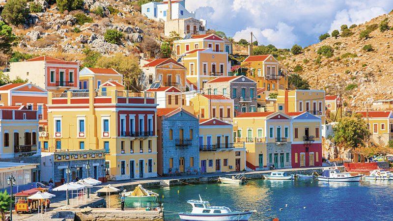 Bodrum'dan Feribotla Gidilebilen Yunan Adaları