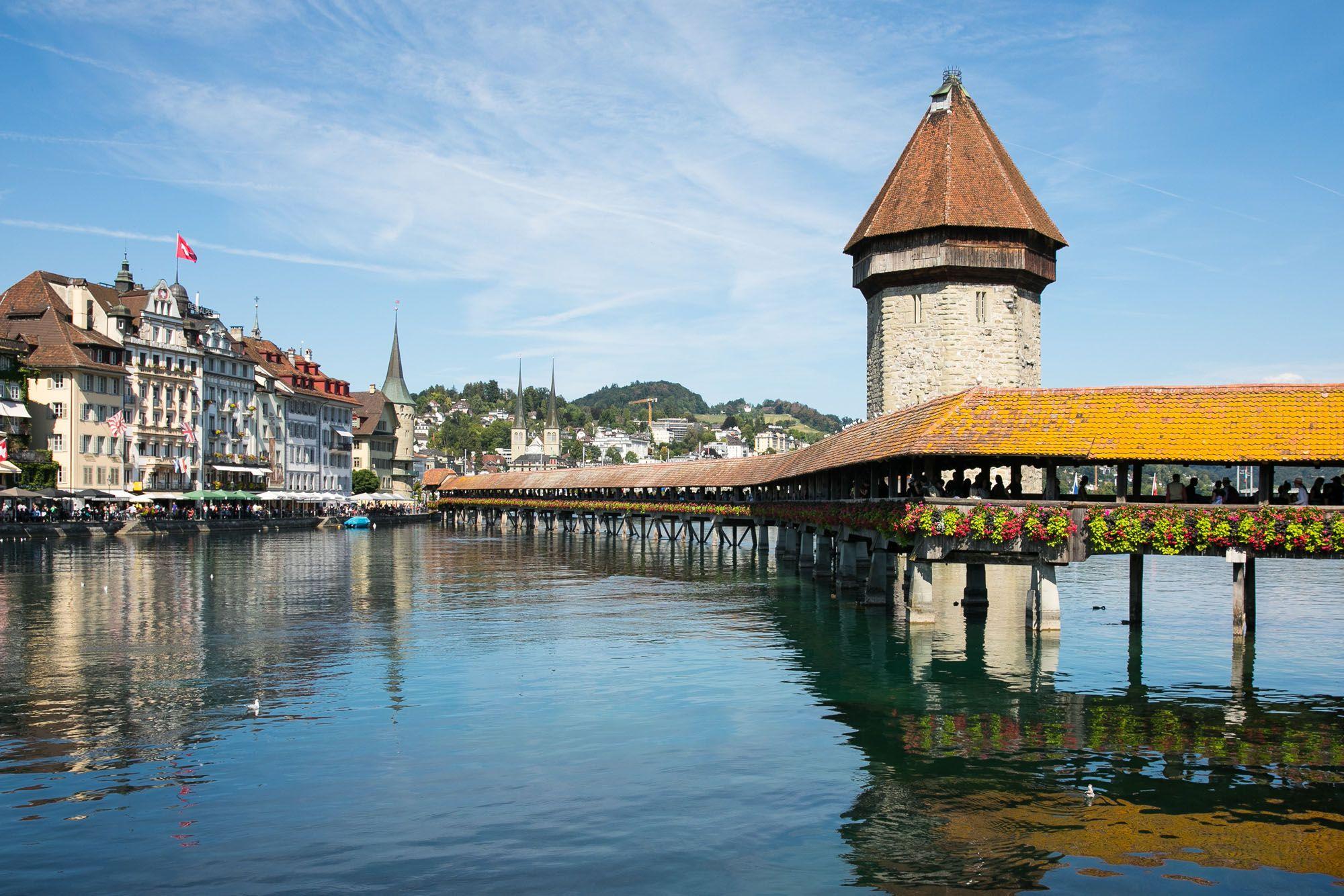 Masal Şehri Luzern Gezilecek Yerler