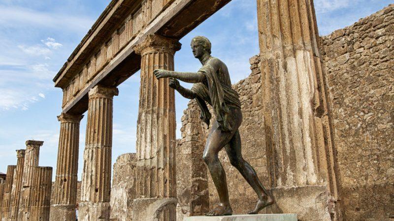 Taşlaşmış Şehir Pompeii Antik Kenti Nerede – Gezi Rehberi