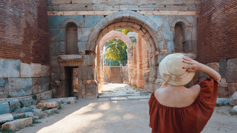 Anadolu'nun İlk Türk Başkenti : İznik Gezilecek Yerler