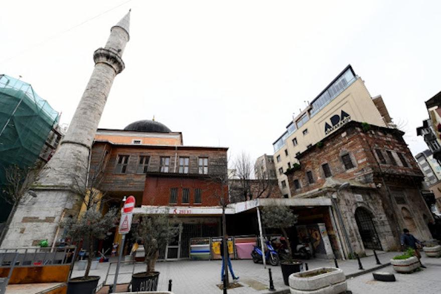 Kemankeş Mustafa Paşa Camii