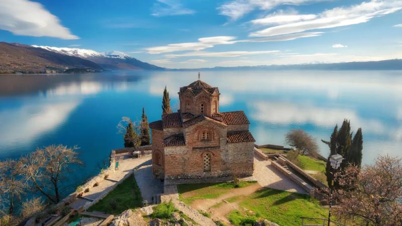 Makedonya'da Görülmesi Gereken 10 Yer