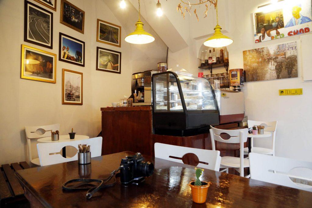 Dof Coffee - Karaköy Mekan Önerileri