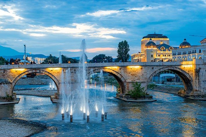 Üsküp - Makedonya'da Görülmesi Gereken Yerler