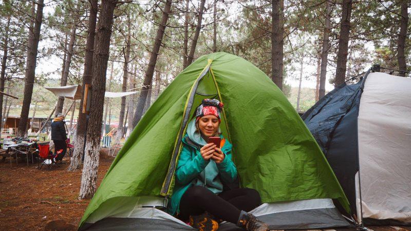 İstanbul'a Yakın Kamp Alanı: Sahil Kamp İstanbul